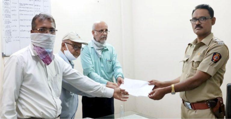 दिल्लीच्या ब्रह्मर्षी कुमार स्वामी यांच्यावर नागपुरात गुन्हा दाखल
