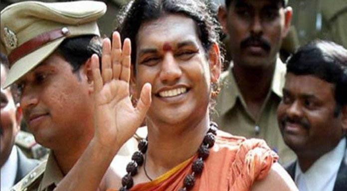 स्वामी नित्यानंदाच्या 'हिंदू राष्ट्र' स्थापना निमित्ताने